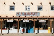 San Luis, R and R Market, founded 1857
