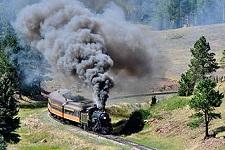 Alamosa, La Veta, Rio Grande Scenic Railroad