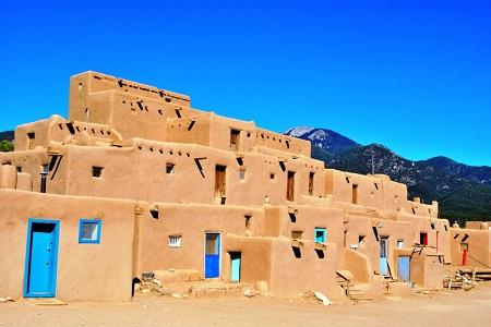 Taos, NM Pueblo