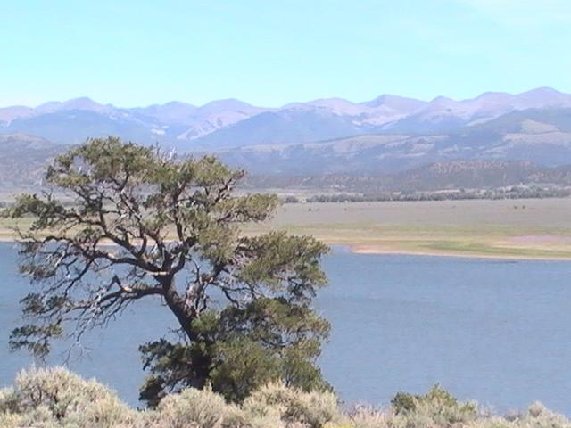 Wild Horse Mesa, Lake Sanchez, Sangre de Cristo Mountains